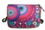 # 484 Damen Designer Patchwork Handtasche Henkeltasche Schultertasche Schultasche Messenger