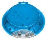 LED Handtaschen-Licht (Taschen-Licht) in Blau mit Sensor und Spiegel. Aufladbar mit USB - keine Batterien notwendig