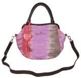 UVP 479,00 EUR Orig. Aigner Designer Luxus Leder Handtasche Henkeltasche Tasche