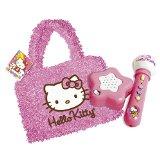 Hello Kitty Handtasche mit Mikrofon/Lautsprecher