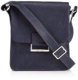 Gerry Weber TD Flap Bag M 4080002021 Damen Umhängetaschen 38x24x15 cm (B x H x T), Blau (dark blue 402)
