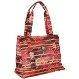 Chiemsee Shopper Shopper Honey, tolle Shoppingtasche mit Tragehenkel, trendige Strandtasche mit ausreichend Platz, Shocking Orang, 43.5 x 35 x 18.5 cm, 5070027