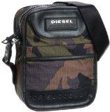 Diesel X01308 Fellow Herren-Umhängetasche Camouflage