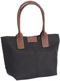 Tom Tailor Acc MIRI Shopper klein 10726 60 Damen Shopper 23x23x12 cm (B x H x T), Schwarz (schwarz 60)