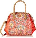 Oilily FP Handbag OCB5109-219 Damen Henkeltaschen 30x22x16 cm (B x H x T), Pink (Coral 219)