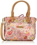 Oilily Oilily S Handbag OES5120-220 Damen Henkeltaschen 24x19x12 cm (B x H x T), Pink (Coral 220)