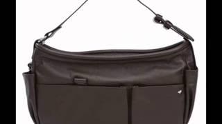 MANDARINA DUCK LEDER TASCHE VERVE Shopper Handtasche Schultertasche Shoulder Bag UmhängeTasche