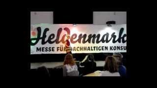 TaschenTypen - Modenschau auf dem Heldenmarkt München 2013