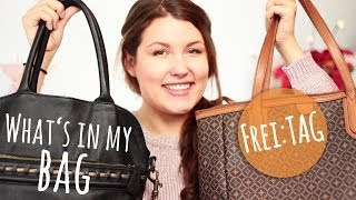 WHAT'S IN MY BAG & Liebeskind vs. Fossil